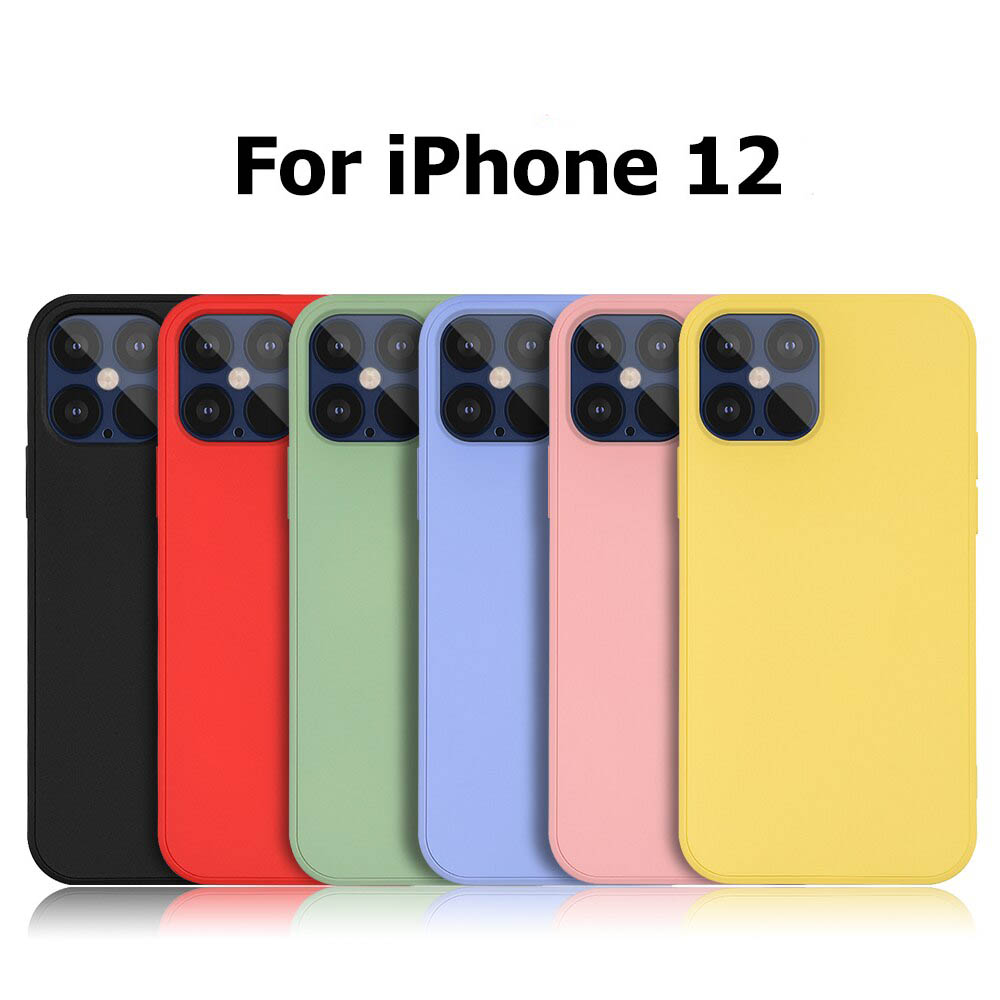 Liquid Silicone iPhone 12