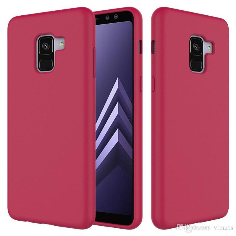 כיסויי סיליקון פסטל בצבעים Samsung