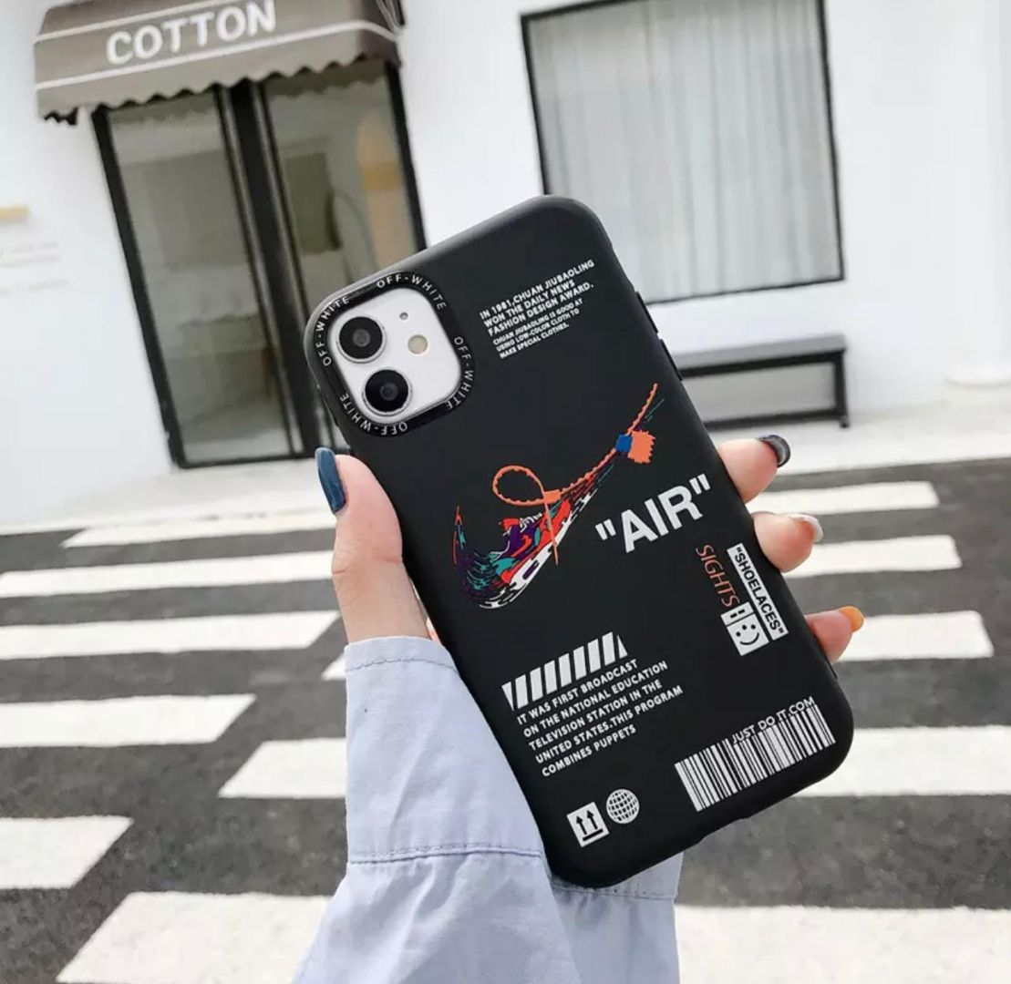 OFF WHITE iPhone 12