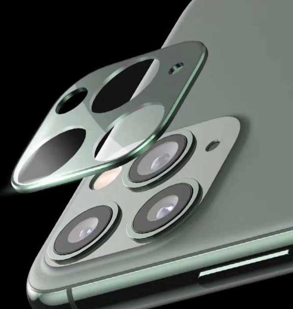 מגן למצלמה לסדרת iPhone 11
