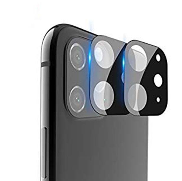 מגן זכוכית למצלמה iPhone 11 , Pro & Max