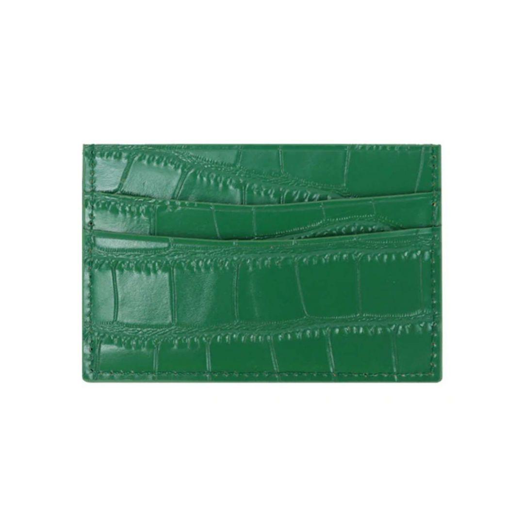 ארנק ירוק קרוקודיל