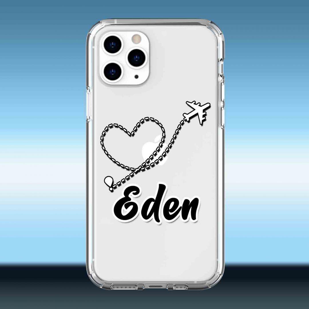 """כיסוי מעוצב דגם """"Eden"""""""