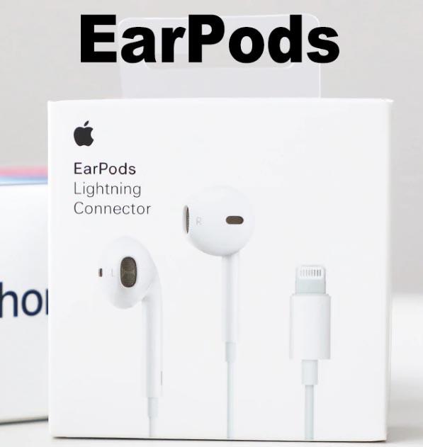 אוזניות מקוריות APPLE