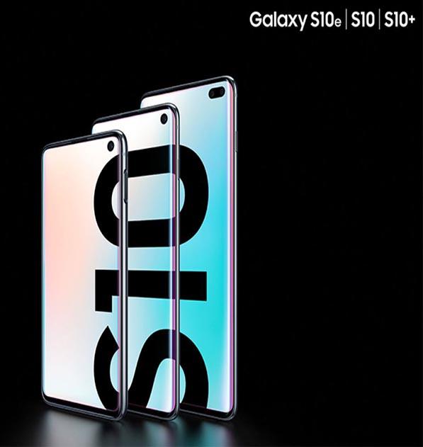 Galaxy S10E S10 S10 PLUS