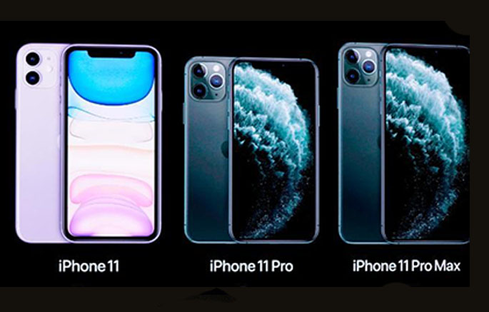 iPhone 11 , Pro & Max