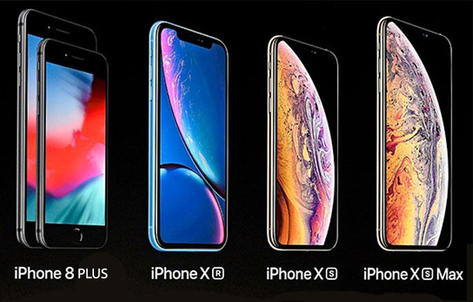iPhone 7/8 PLUS > Xs Max