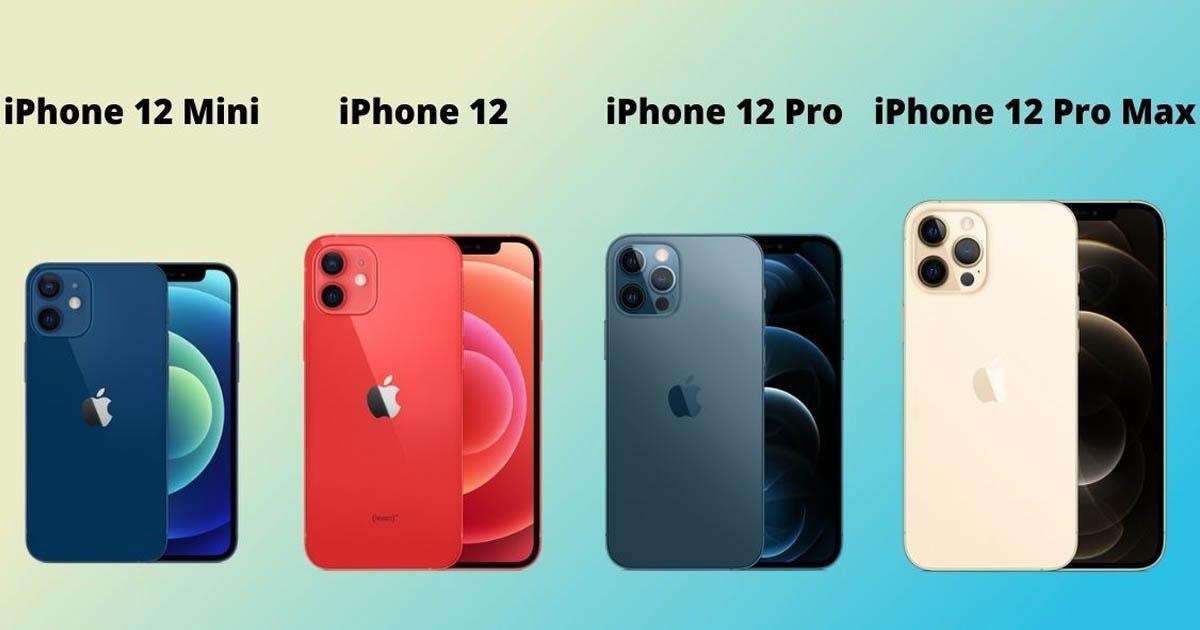 iPhone 12 , Pro & Max